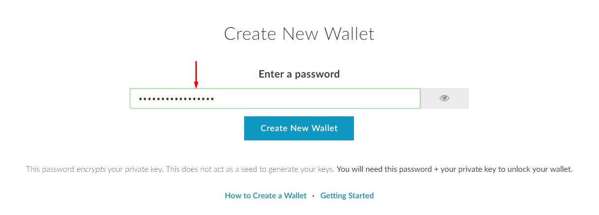 Paper Wallets für Ethereum Schritt 7