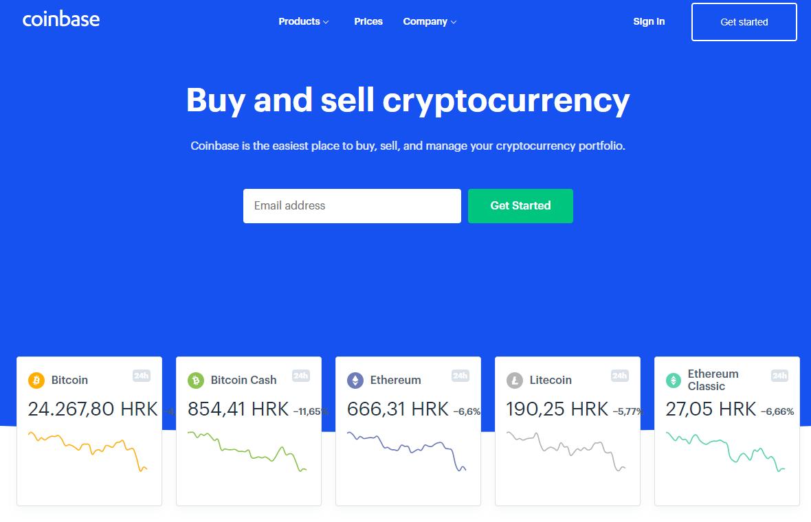 coinbase-ethereum-börsen